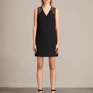 AllSaints Prism Mini Dress